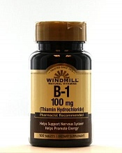 картинка Windmill, B-1, 100 mg от магазина TSP-SHOP